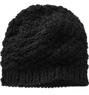 男帽子织法图解