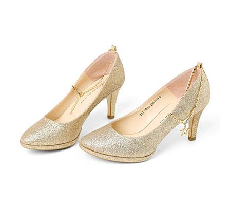 十款婚鞋做完美新娘
