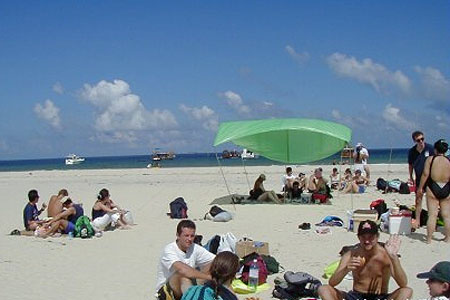 全球最有名的裸浴海滩图片