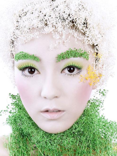 彩妆界探求环保的革命脚步